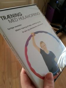 DVD: Træning med hulahopring